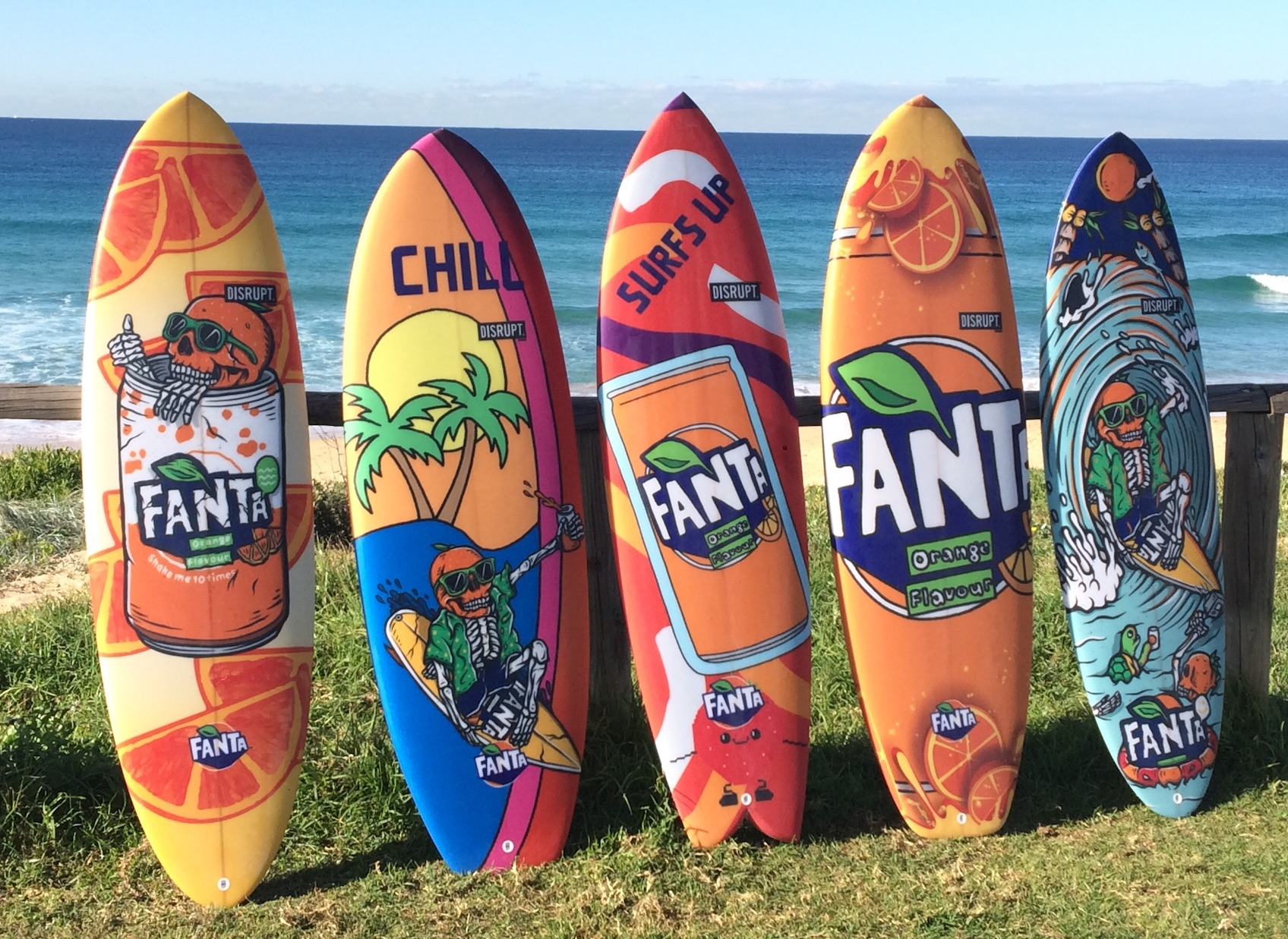 Win a Surfboard ... a snowboard, skateboard ... a yoga mat - Think Custom Branded Sports Equipment