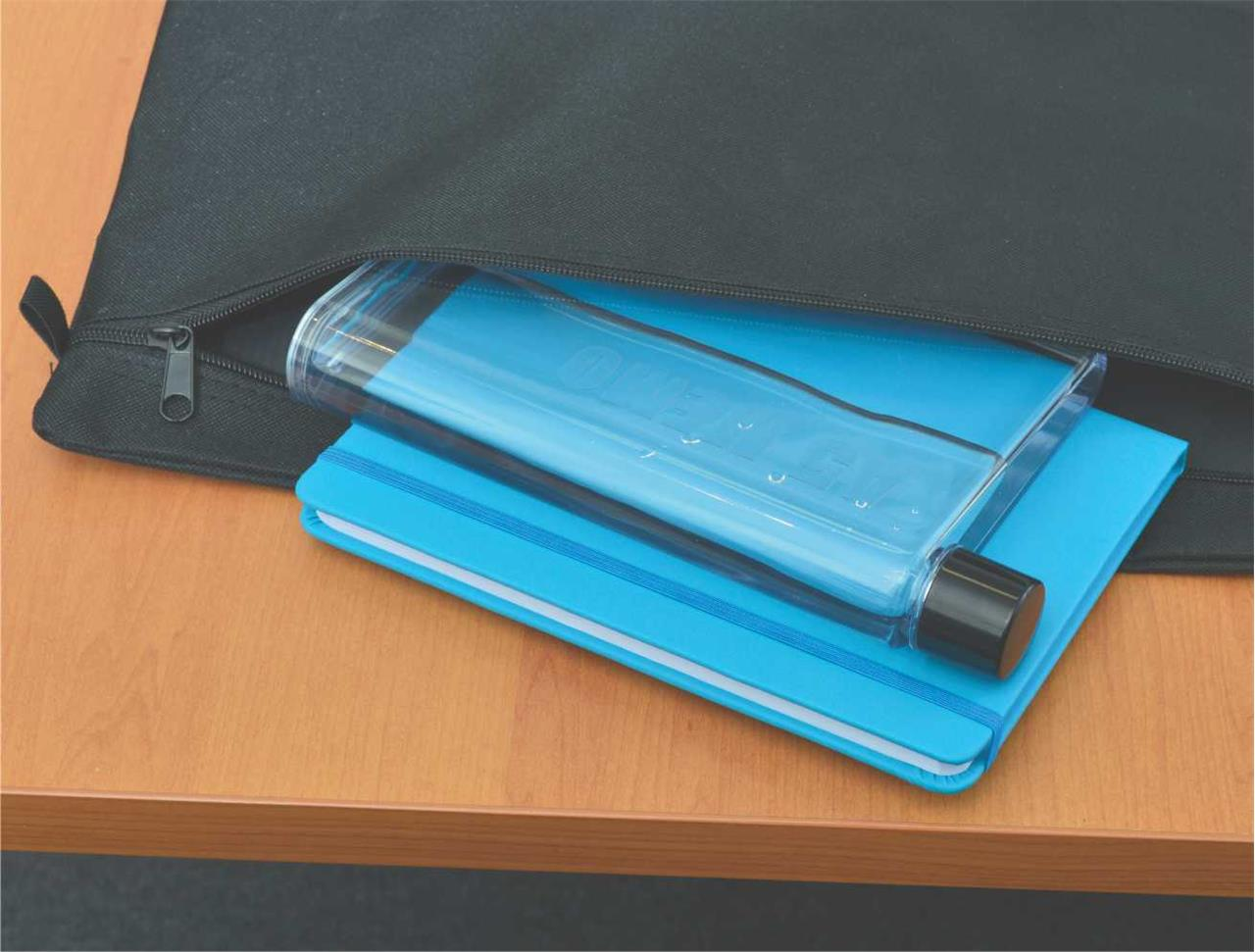 notepad water bottle