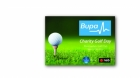promotional golf wipe towel