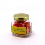 Personalised Rock Candy Jar