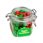 promotional Christmas Chewy Fruit Canister