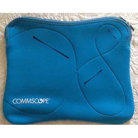 Multi Pouch Neoprene Laptop Bag
