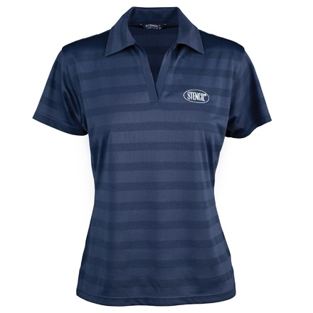 ice cool polo navy ladies