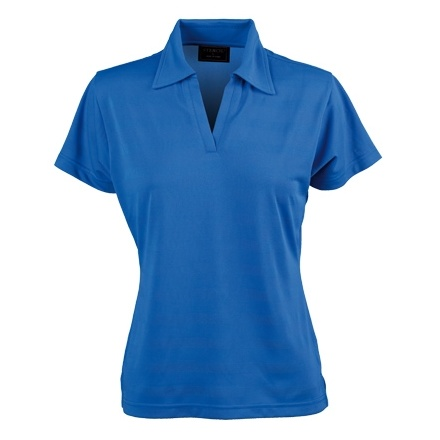 ice cool polo ocean blue Ladies